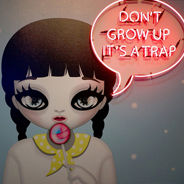 Don't grow up It's a trap, 2014