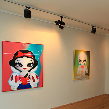 2014 Famous Show at JR Gallery, Berlin, Germany