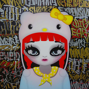 Hello Kitty Black, 2016